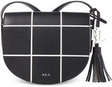 Lauren Ralph Lauren Dryden Caley Mini Saddle Bag, A Macy's Exclusive Style