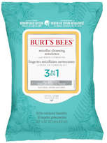 Burt's Bees Micellar Cleansing Towelettes - 30 Count
