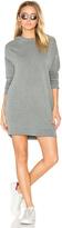 Stateside Hooded Sweatshirt Dress