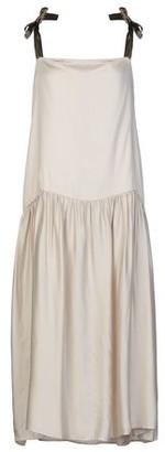 Please 3/4 length dress