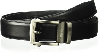 "Kenneth Cole Reaction Men's 1.3"" Wide Click To Fit Belt"