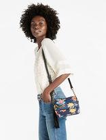 Lucky Brand Anna Velvet Floral Crossbody Bag