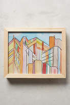 Edward Walters for Creative Growth Buildings Wall Art