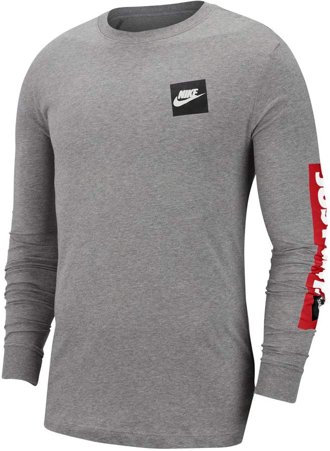 Nike JDI Long-Sleeve T-Shirt
