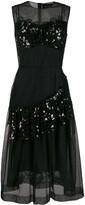 Simone Rocha Bustier Full Dress