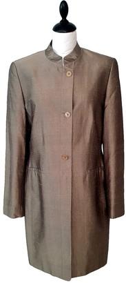 Cerruti Gold Silk Jacket for Women