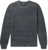 A.p.c. - Murrow Mélange Cotton Sweater