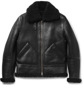 Acne Studios Ian Shearling Jacket
