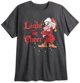 Disney Grumpy Holiday Tee for Men - Plus Size