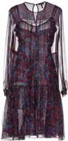 Jil Sander Navy Short dresses - Item 34729651