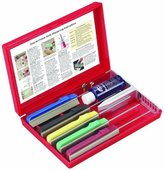 Gatco 10005 5-Stone sharpening system by