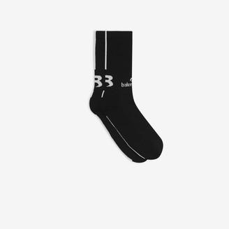 Balenciaga Sponsor Socks