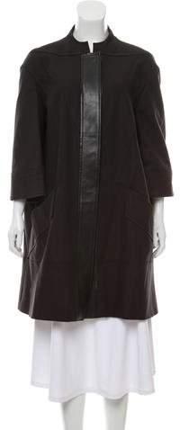 Versace Knee-Length Coat