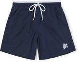 Vilebrequin Moka Mid-Length Swim Shorts