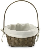 Williams-Sonoma Handwoven Basket with Handle