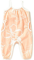 Jessica Simpson Baby Girls Newborn-9 Months Floral-Printed Coverall