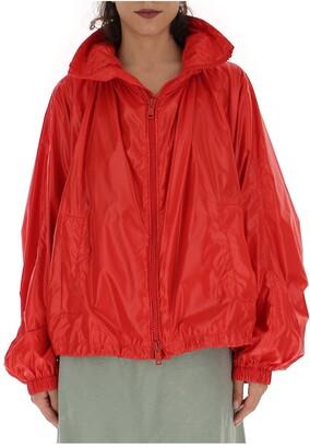 Givenchy Oversized Rain Jacket
