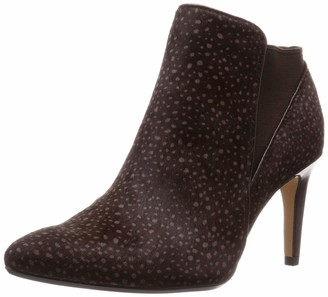 Clarks Laina Violet Womens Ankle Boots