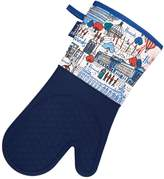 Harrods Pretty City Silicone Oven Glove
