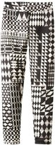 Dirtee Hollywood Big Girls' Aztec-Print legging