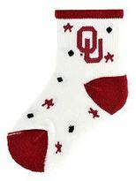 Baby Oklahoma Sooners Socks