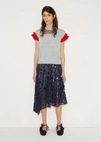 Kolor Tulle Asymmetrical Skirt
