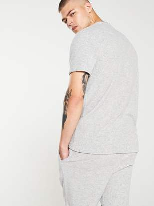 Very Towelling T-Shirt - Grey