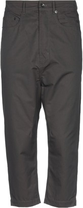 Rick Owens 3/4-length shorts
