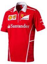 Puma Ferrari Team Polo Shirt