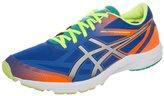 Asics Gelhyperspeed 6 Lightweight Running Shoes Blue/silver/flash Orange