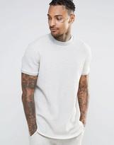 Asos Loungewear Waffle T-Shirt