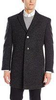 Calvin Klein Men's Marble 34 inch Overcoat
