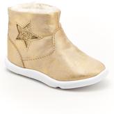 Step & Stride Gold Galacia Ankle Boot - Kids