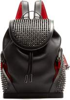 Christian Louboutin Explorafunk spike-embellished backpack