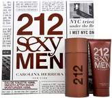 Carolina Herrera 212 Sexy Men Gift Set for Men