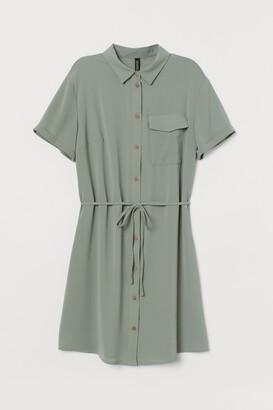 H&M Short Shirt Dress