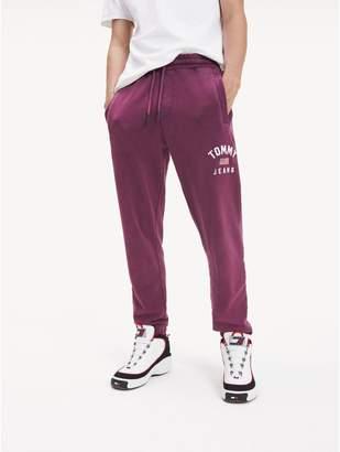Tommy Hilfiger Garment Dyed Logo Sweatpant