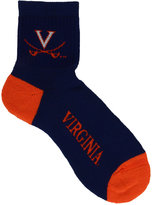 For Bare Feet Virginia Cavaliers Ankle TC 501 Socks