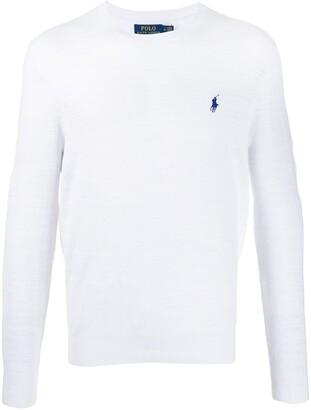 Polo Ralph Lauren Knitted Long Sleeve Top