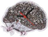 Domestic Herrisson Hedgehog Wall Clock