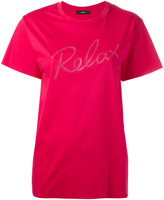 Diesel Relax T-shirt - women - Cotton - XS