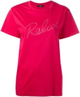 Diesel Relax T-shirt - women - Cotton - XS