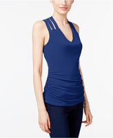 INC International Concepts Lattice-Back Tank Top, Only at Macy's