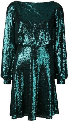 Tadashi Shoji sequin dress