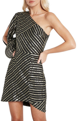 Sass & Bide Disco Sister One Shoulder Dress