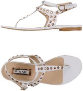 Pinko Thong sandals