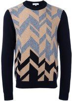 Salvatore Ferragamo patterned jumper