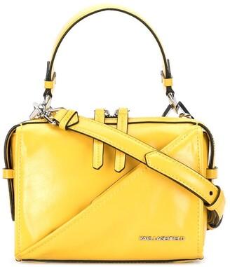 Karl Lagerfeld Paris small Slash bag