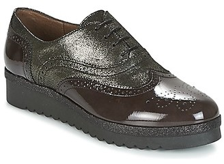 Muratti PEFON women's Casual Shoes in Brown