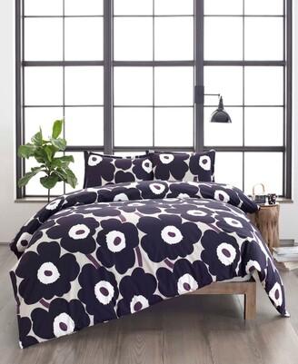 Marimekko Unikko King Duvet Cover Set Bedding
